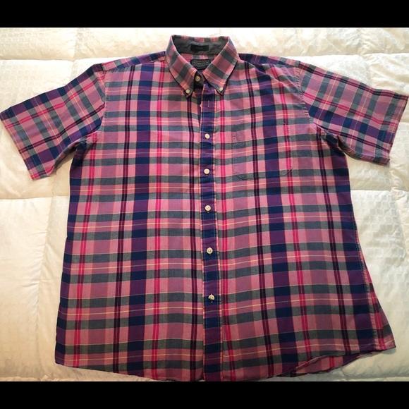 Mens New Size Small Pendleton Green 100/% Cotton TShirt Short Sleeved
